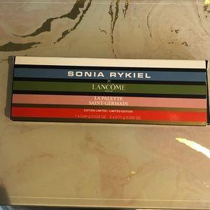 Sonia Rykiel x Lancôme eyeshadow palette